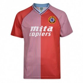 Camiseta Retro Aston Villa 1987-88
