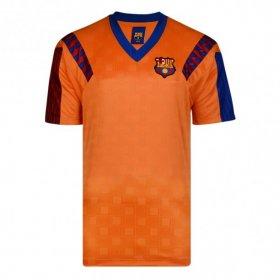 Camiseta Barcelona naranja final Copa Europa 1992