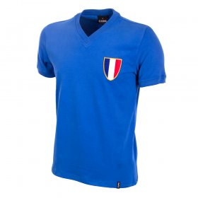 Camiseta Francia Juegos Olimpicos 1968