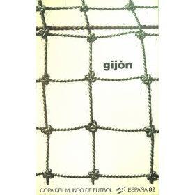 Cartel Oficial de Gijón - La red de Titus-Carmel