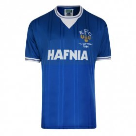 Camiseta Everton 1984
