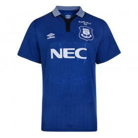 Camiseta Everton 1994/95 Umbro