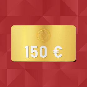 150€ Tarjeta Regalo - Retrofootball®