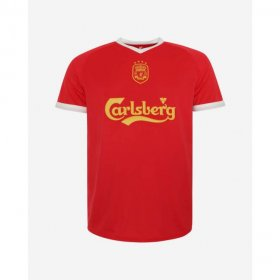 Camiseta Retro Liverpool FC 2001-03