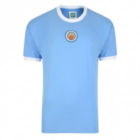 Camiseta Manchester City 1970