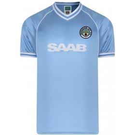 Camiseta Manchester City 1982