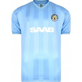 Camiseta Manchester City 1984
