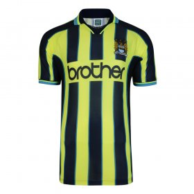 Camiseta Manchester City 1999 Wembley
