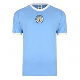 Camiseta Retro Manchester City 1972