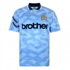 Camiseta Retro Manchester City 1992