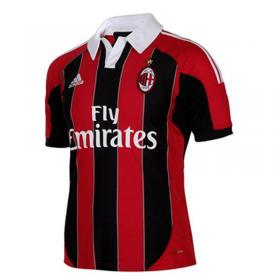 Camiseta AC Milan 2012-2013