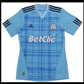 Camiseta Olympique Marsella 2010-2011 portero