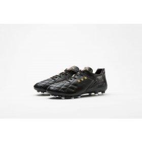 Pantofola d'Oro Superleggera Retro Football Boots   Black