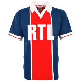 Camiseta Paris 1981-82