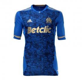 Camiseta del Olimpico Marsella 2011-2012 2º equipación