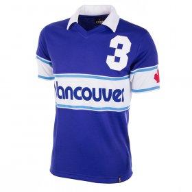 Camiseta Vancouver Whitecaps 1980