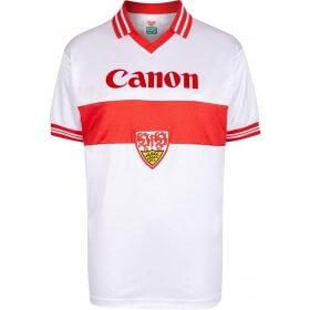 Camiseta Stuttgart 1980/81