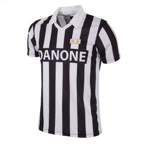Camiseta antigua Oficial Juventus Danone