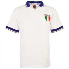 Camiseta retro Italia. La selección Italiana del Mundial de 1982