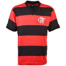 Camiseta Flamengo años 60