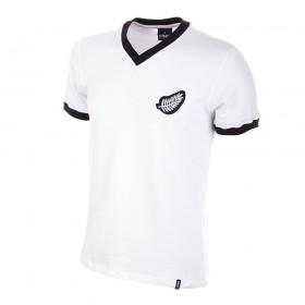 Camiseta Nueva Zelanda 1982