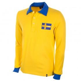 Camiseta Suecia Mundial 1958