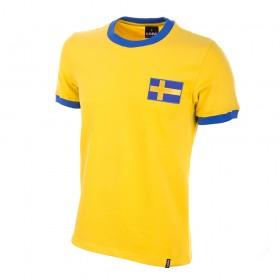 Camiseta Suecia años 70
