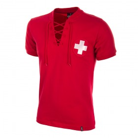Camiseta Suiza 1954