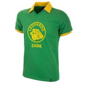 Camiseta Zaire Mundial 1974