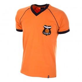Camiseta Zambia años 80