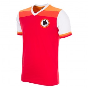 Camiseta AS Roma 1979-80