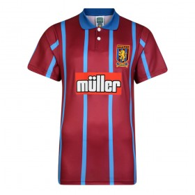 Camiseta Retro Aston Villa 1994
