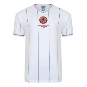 Camiseta Retro Aston Villa 1982 Final Copa de Europa