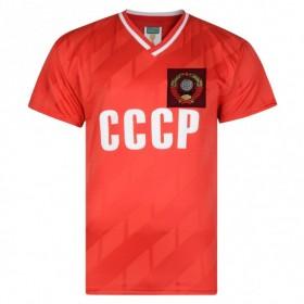 Camiseta CCCP (URSS) 1986