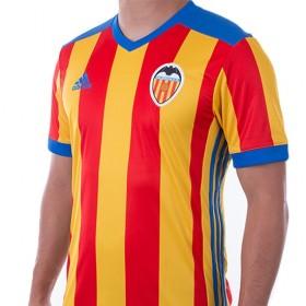 Camiseta Valencia Senyera 2017-2018