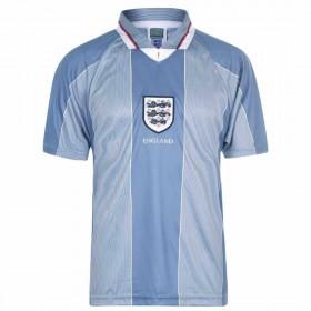 Camiseta Retro Inglaterra 1996 Visitante