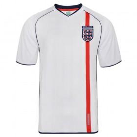 Camiseta Retro Inglaterra 2002