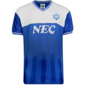 Camiseta Everton 1986