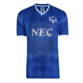 Camiseta Retro Everton 1987