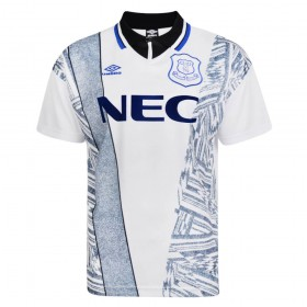 Camiseta Retro Everton 1994-95 Visitante