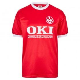Camiseta Kaiserslautern 1990/91