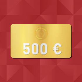500€ Tarjeta Regalo - Retrofootball®