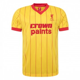 Camiseta Liverpool 1981/82 | Away