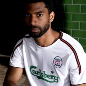 Camiseta Liverpool FC 2003-04 | Visitante