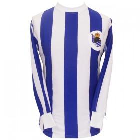 Camiseta retro Real Sociedad años 60