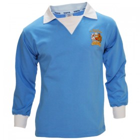 Camiseta Manchester City 1976