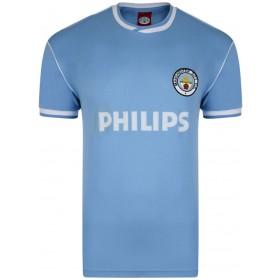 Camiseta Manchester City 1986