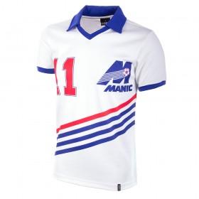 Camiseta Montreal Manic 1981