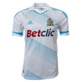 Camiseta Vintage Olympique Marsella 2011-2012