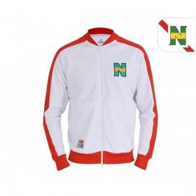 Chaqueta New Team 1985 - FC Nankatsu | Blanca